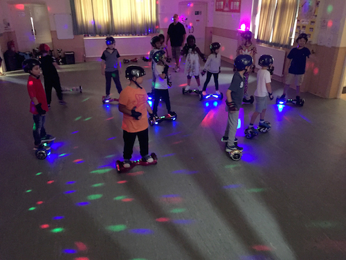 Hoverboard Party ideas UK Hoverboards