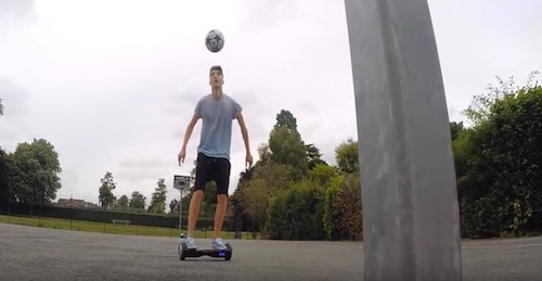incredible HOVERBOARD tricks
