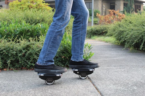 Hoverboard e-Skates rival Segway