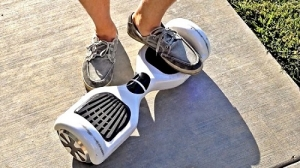 how to ride a Hoverboard UK