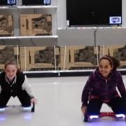Hoverboard Shopping Challenge UK SWEGWAY Sale