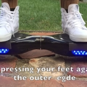 Learn how to HOVERBOARD in minutes