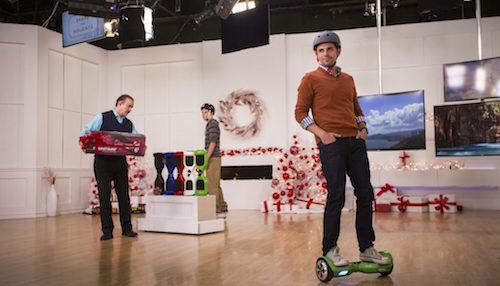 Let Hoverboard Christmas Sales Begin
