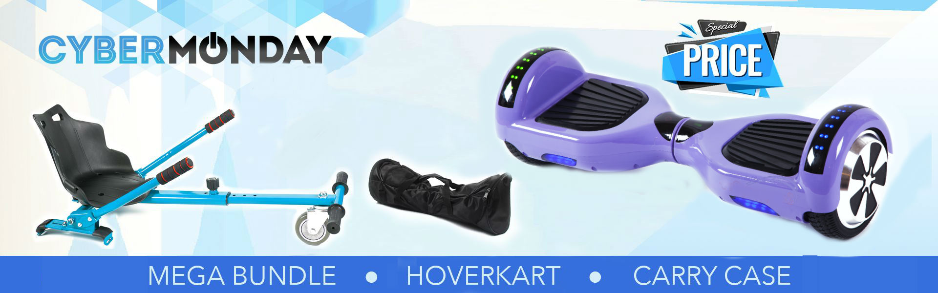 CYBER MONDAY HOVERBOARD SALE 2019