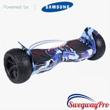 HOVERBOARDS UK Blue Camo Hummer Hoverboard Sale