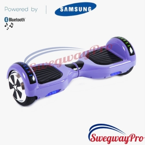 Hoverboard for Sale UK M1X Lilac Disco Swegway
