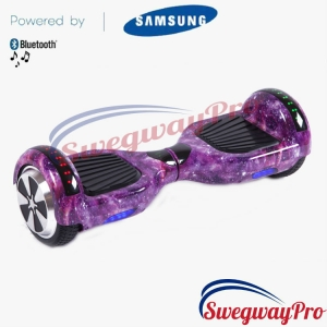 Hoverboard for Sale UK M1X pink galaxy Disco Swegway