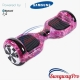 PINK GALAXY Disco Hoverboard Sale UK M1X