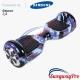 BLUE CAMO Disco Hoverboard Sale UK M1X