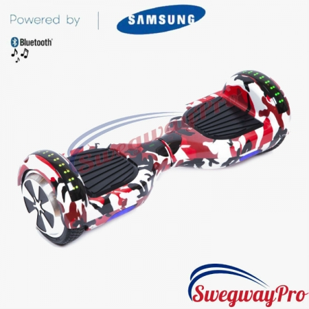 HOVERBOARD UK RED CAMO SALE