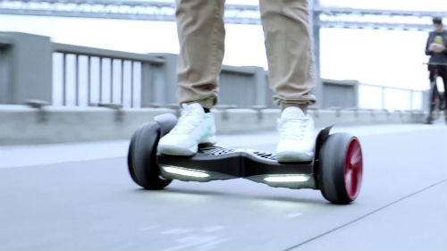 HOVERBOARDS Common names describe SWEGWAYS UK