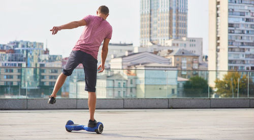 Hoverboards Scooters save time and money