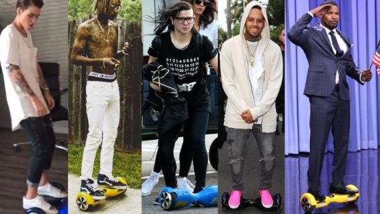 The Hoverboard Industry