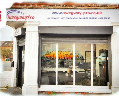UK Hoverboard Shop