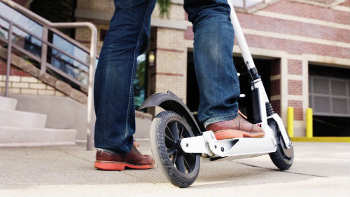 Why should Electric Scooters be allowed on UK roads