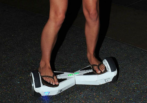 Will Hoverboards be legal on UK roads