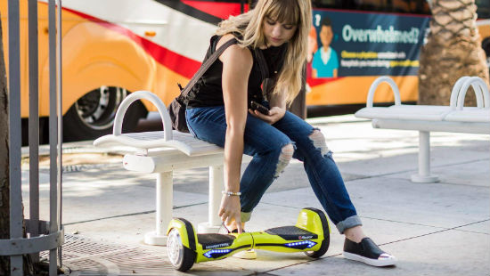 Hoverboards Scooters Global Market