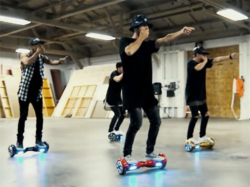 Hoverboards and Scooters Global Market UK