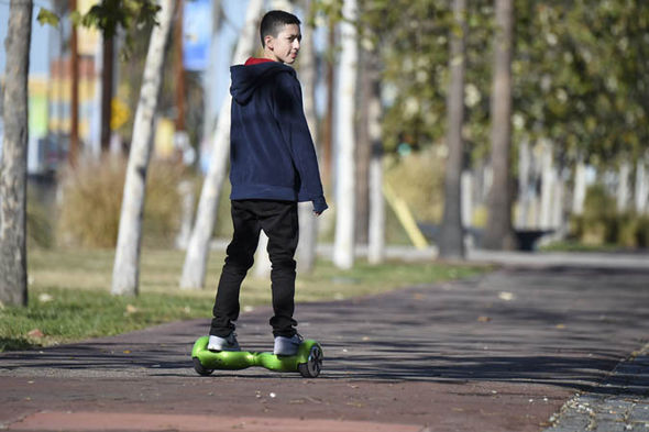 Hoverboards Outdoors Fun Summer UK
