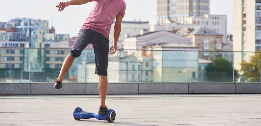 How do I know my Hoverboard is safe