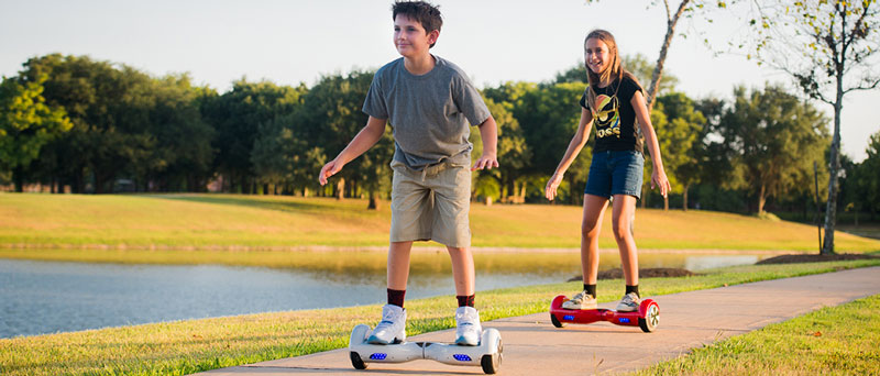 Can anyone ride Hoverboard UK