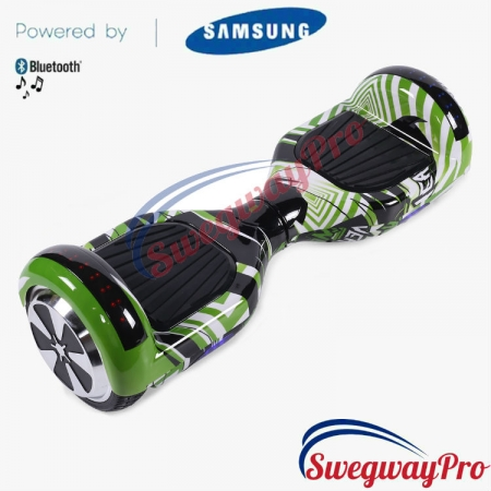 Hoverboards UK Green Viper Hoverboard Sale