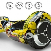 Hoverboards with Auto-levelling Technology