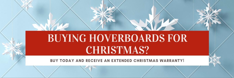 Buying Hoverboards UK Christmas Warranty