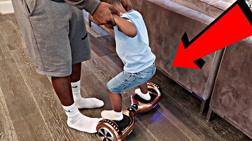 Riding Hoverboard First Time HOVERBOARDS UK