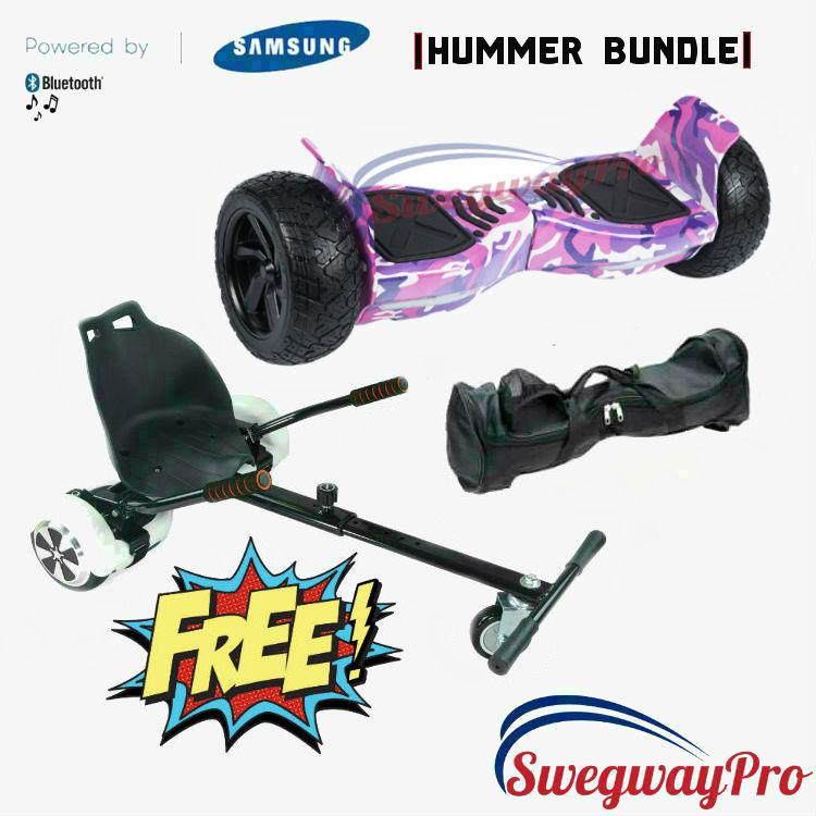 Hoverboard UK Hummer Free Kart Deal
