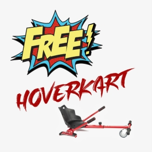 Hoverboards UK FREE Hoverkart Deal