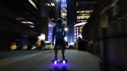 Experienced Hoverboard Professionals