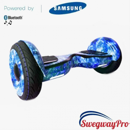 Hoverboard UK Blue Galaxy Mammoth Hoverboards Sale