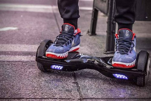 Hoverboards in the UK