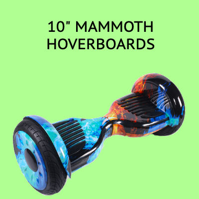 MAMMOTH HOVERBOARD UK RANGE