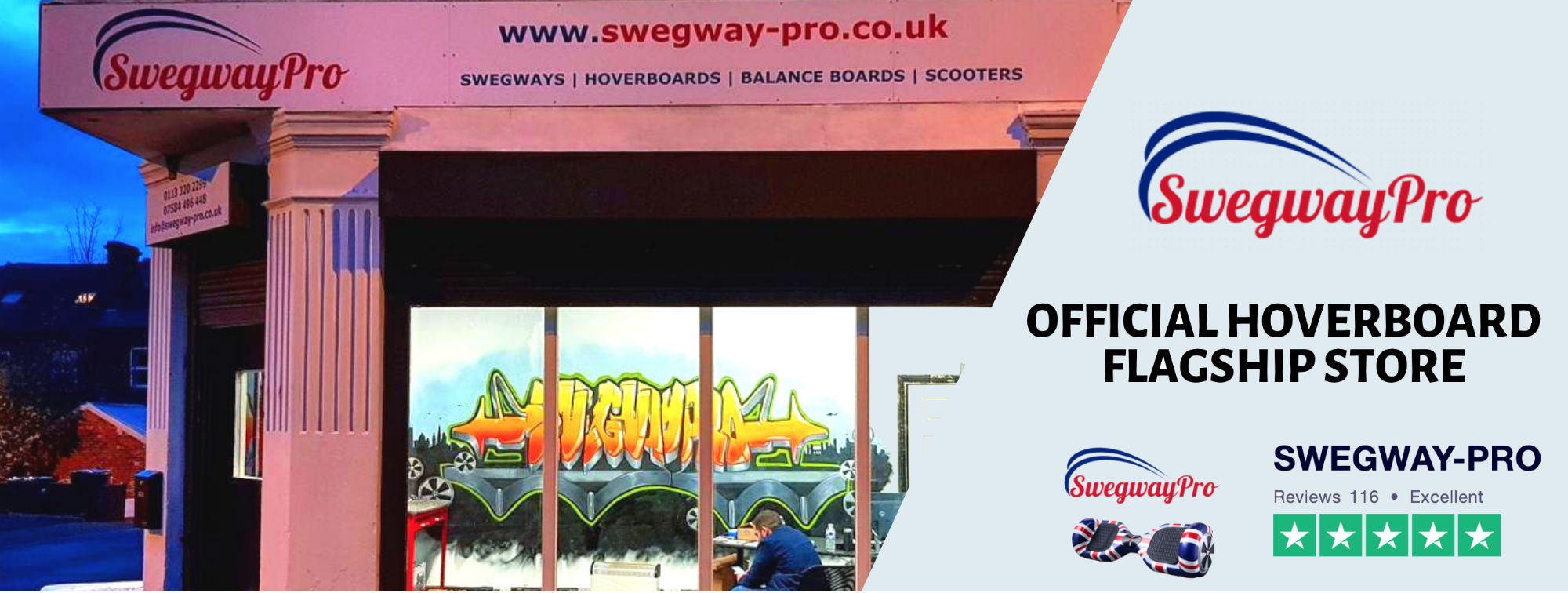 Official Hoverboard UK Flagship Store