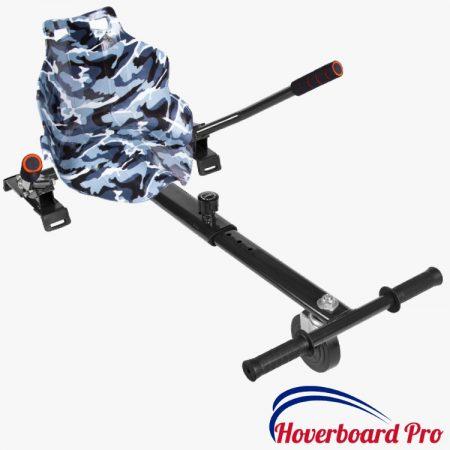 Black Camo Hoverkart Hoverboard UK